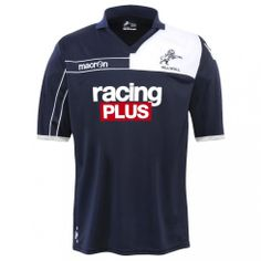 5ccab9cec Millwall home shirt 12 13 Football Kits