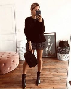 Find tips and inspiration Adrette Outfits, Casual Outfits, Fashion Outfits, Fall Winter Outfits, Autumn Winter Fashion, Winter Mode, Winter Sport, Classic Outfits, Mode Inspiration