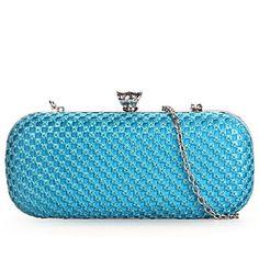 bal élégante boîte dure soirée sac à main d'embrayage coquille dure sac à main de femmes – USD $ 49.99