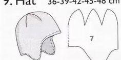 выкройка детской шапки из флиса: 19 тыс изображений найдено в Яндекс.Картинках