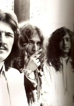 Jimmy Page, Robert Plant, John Bonham | Led Zeppelin