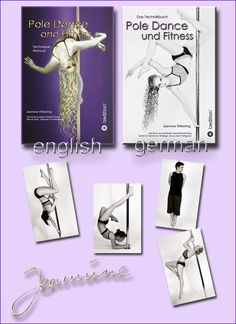 The Pole Dancing Shop - Pole Dance and Fitness: Technique Manual, USD $149.95 (http://www.thepoledancingshop.com/pole-dance-and-fitness-technique-manual/)