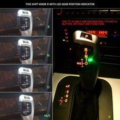 Car Brake System, Car Interior Accessories, Car Brands, Bmw E46, Knob, Led, Style, Swag, Door Knob