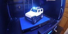 This 3D Printed Jeep Tank is Controlled by an Android Smartphone http://3dprint.com/90232/3d-printed-rc-jeep-tank/