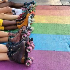 SKATE~Meet The Roller Derby Badass Redefining What It Means To 'Skate Like A Girl'