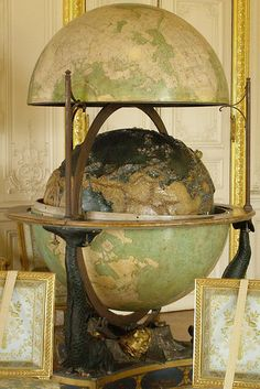 Some type of decorative(but functional) globe