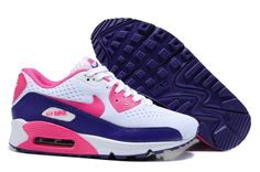 best sneakers acfd1 f0242 Find Cheapest Branded Nike Air Max 90 EM Womens Shoes 2014 White Pink  Purple QuKVEGxm online or in Kdshoes. Shop Top Brands and the latest styles  Cheapest ...