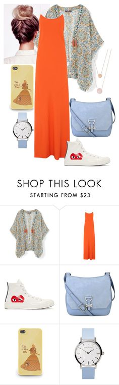 """""""tale as old as time ..."""" by rosesophiawalker ❤ liked on Polyvore featuring MANGO, DKNY, Play Comme des Garçons, Nine West and Michael Kors"""