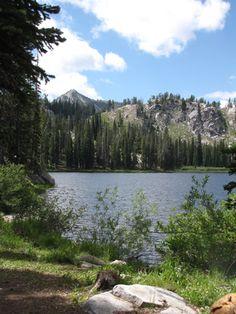 Trinity Lakes, Idaho