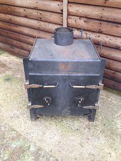 Log Burner With Back Boiler | eBay