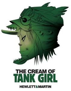 The Cream of Tank Girl by Alan C. Martin http://www.amazon.com/dp/1845769422/ref=cm_sw_r_pi_dp_Loqcwb046CXDE