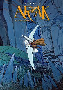 Arzak / Arzach: El vigilante / The Watcher Jean Giraud, Comic Book Artists, Comic Artist, Comic Books Art, Science Fiction, Nogent Sur Marne, Moebius Art, Moebius Comics, Western Comics
