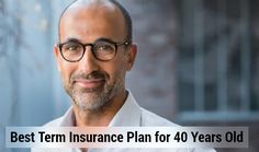 Term insurance is one of the best ways in which a person can cover his or her life. Term insurance is wholesome and affordable. It is said that the earlier in life the plan is bought, the better it is. This is because a youngster who is single and healthy gets the plan at a lower rate as compared to an older person who has health issues and has many responsibilities towards his family as well. Old Person, Term Life Insurance, 40 Years Old, How To Plan, Healthy, Cover, 40 Rocks, Health
