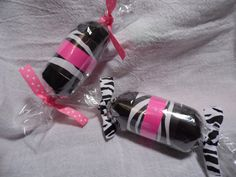 Surprise Inside SockCandy Party Favors Made to Order for Bachelorette Party, Sweet 16, or Spa Party