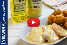 Receta Pechugas de pollo al limón con patatas Ybarra asadas - Ybarra en tu cocina
