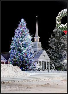 """Highlands United Methodist Church ~ located in Highlands, North Carolina"" - photo by Native Photo via mistymorrning on imgfave.com."