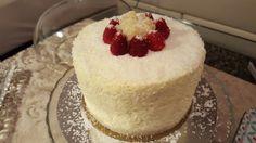 Layer cake à la noix de coco / ananas