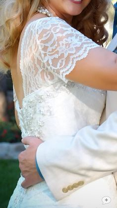 1000 images about add sleeves to wedding dress on for Adding cap sleeves to a wedding dress