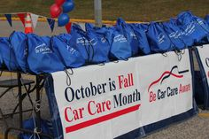 October is Fall Car Care Month! This link helps you search for a FREE vehicle inspection event in your area! Be #CarCare Aware. www.carcare.org