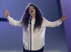 sing ur HEART out Lorde!! <3