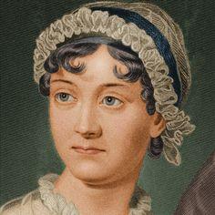 Jane Austen - what's not to love!