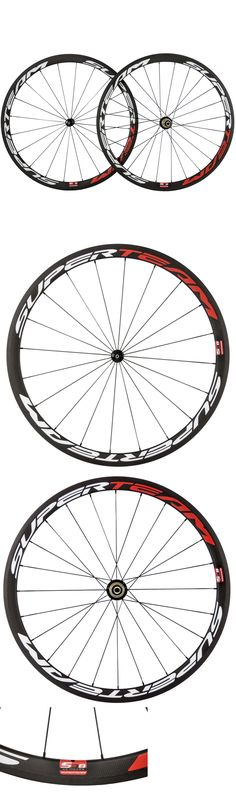 Wheels and Wheelsets 177830: Handbuild T700 38Mm Bicycle Wheels Clincher Road Bike Carbon Wheelset Usa Store -> BUY IT NOW ONLY: $335 on eBay!