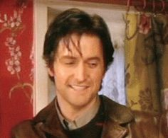 (Gif)  Richard Armitage as Harry Kennedy in The Vicar of Dibley