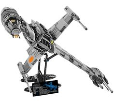 LEGO Star Wars B-Wing Starfighter 10227   LEGO, Star Wars, Creations, Designs, Sets, Play, Build, Create, Space, Ships, Vehicles, Crafts, Transport, Stormtrooper, Jedi, Force, Planets, Lightsabers, Rebels, Vader, Empire, B-Wing Starfighter