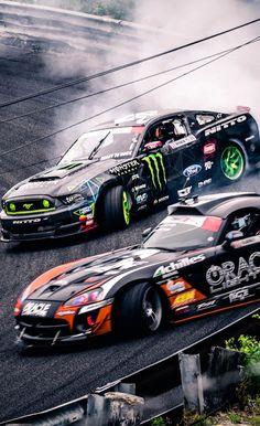 Formula Drift New Jersey – Wall Speedway   byDonovan Myers