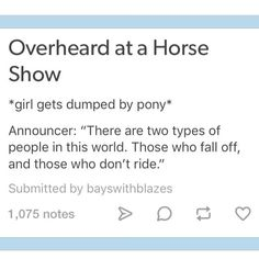 Haha, real life. Equine Quotes, Horse Quotes, Animal Quotes, Equestrian Memes, Equestrian Problems, Greek Memes, Horse Riding Clothes, Funny Horses, Baby Horses