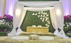 From indah wedding...garden concepts