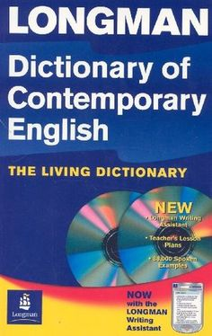 Longman Dictionary of Contemporary English English Textbook, English Dictionaries, English Book, English Study, English Words, Learn English, English Language, Islamic Books In Urdu, Art Elements