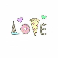 Uploaded by Camila Portelinha. Find images and videos about overlay, pizza and donuts on We Heart It - the app to get lost in what you love.