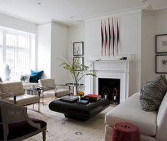 Living Room Design Principles