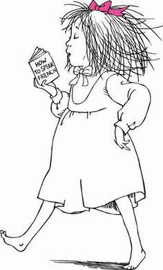 Eloise.  #eloise, #childrensbooks, #books