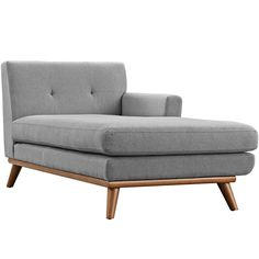 Modway Furniture Modern Engage Right-Arm Chaise