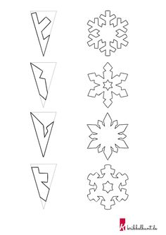 Make snowflakes event planning Make snowflakes Diy Christmas Star, Kids Christmas, Christmas Decorations, Office Christmas, Paper Snowflake Template, Paper Snowflakes, Snow Flakes Diy, Diy Advent Calendar, Diy Birthday