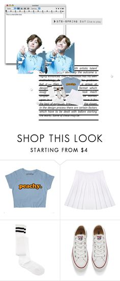"""""""Untitled #11"""" by iiveron ❤ liked on Polyvore featuring Forum, ASOS and Converse"""