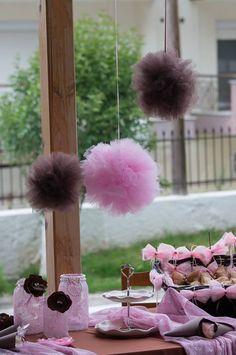 deco Fur Slides, Party, Decoration, Fashion, Decor, Moda, Fashion Styles, Parties, Decorations