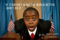 Need a Pep Talk? This Video from 'Kid President' Will Make You Smile