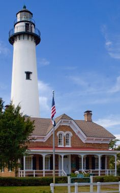 One of the great east coast lighthouses.
