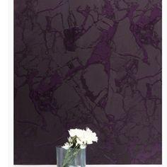 bradleyusa Levante grape Wallcovering by flat vernacular on our textile website filter to flat vernacular. shop.bradley-usa.com