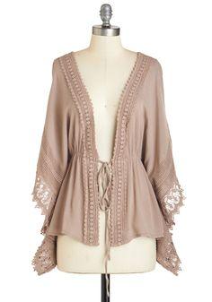 Elegant Vintage Style Jacket