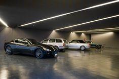 My future garage... where I park my Dodge Caravan...