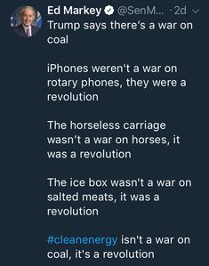 Why is coal so precious that we should care that there is a 'war' on it anyway? Boo Hoo, poor clump of rock Science, Pro Choice, Thats The Way, Faith In Humanity, No Me Importa, Look At You, Real Talk, True Stories, In This World