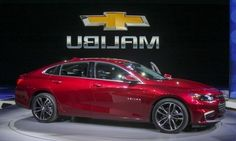 2017 Chevrolet Malibu changes