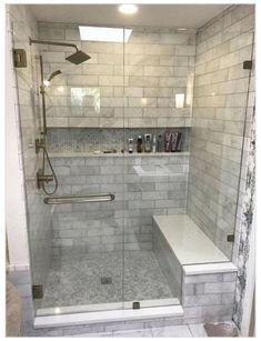 Bad Inspiration, Bathroom Inspiration, Bathroom Ideas, Bathroom Organization, Bathroom Storage, Bathroom Cabinets, Bathroom Mirrors, Budget Bathroom, Bathroom Shelves