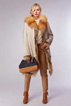Зимние пальто 2018 — подборка стильных образов