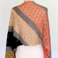 Ravelry: Torquata pattern by Ambah O'Brien