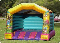Fairies Bouncy Castle
